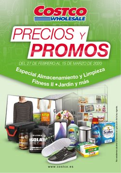 Ofertas de Hiper-Supermercados en el catálogo de Costco en Arganda del Rey ( Publicado hoy )