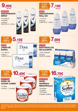 Ofertas de Scottex en Costco