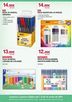 Ofertas de Lápices de colores en Costco
