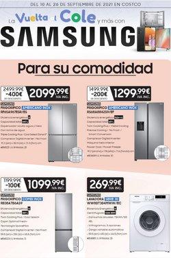 Ofertas de smartphones en el catálogo de Costco ( Caduca hoy)