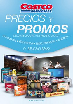 Ofertas de Profesionales en el catálogo de Costco ( Publicado ayer)