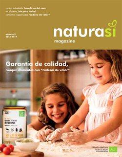 Ofertas de NaturaSí  en el folleto de San Sebastián de los Reyes