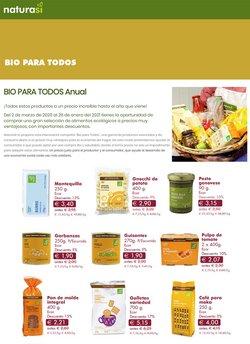 Catálogo NaturaSí en Leganés ( Más de un mes )