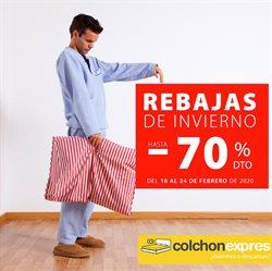 Catálogo Colchón Exprés en Alcobendas ( Caduca mañana )
