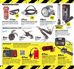 Ofertas de Batería de coche  en el folleto de Cadena88 en Lleida
