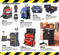 Ofertas de Caja de herramientas  en el folleto de Cadena88 en Almería