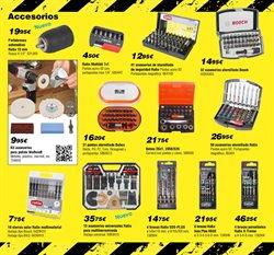 Ofertas de Herramientas eléctricas  en el folleto de Cadena88 en Jerez de la Frontera