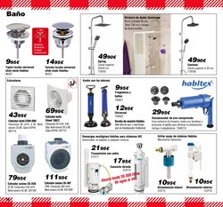 Ofertas de Materiales de construcción  en el folleto de Cadena88 en Ibiza