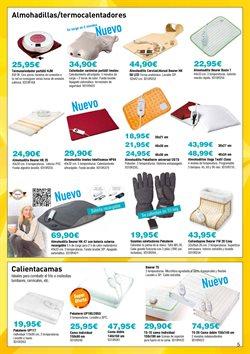 Ofertas de Camas  en el folleto de Cadena88 en Palamos