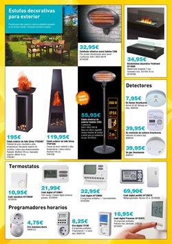 Ofertas de Estufa electrónica  en el folleto de Cadena88 en Madrid