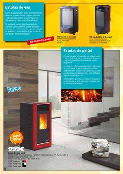 Ofertas de Estufa de gas  en el folleto de Cadena88 en Las Palmas de Gran Canaria