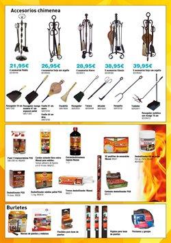 Ofertas de Accesorios para barbacoa  en el folleto de Cadena88 en Madrid