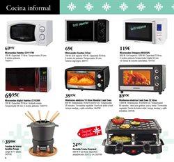 Ofertas de Electrodómesticos de cocina  en el folleto de Cadena88 en Ponferrada