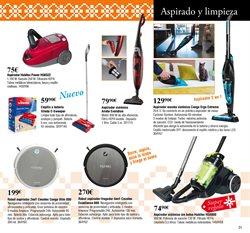 Ofertas de Aspirador  en el folleto de Cadena88 en Ourense