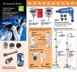 Ofertas de Cortina de baño  en el folleto de Cadena88 en Córdoba