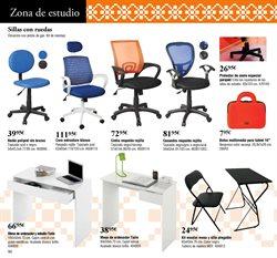 Ofertas de Mesa plegable  en el folleto de Cadena88 en Madrid