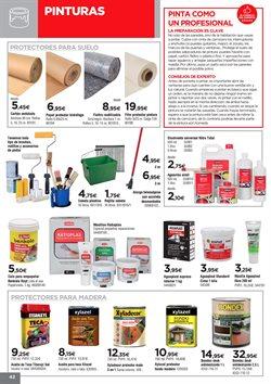 Ofertas de Productos para la madera  en el folleto de Cadena88 en León