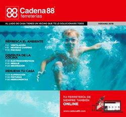 Ofertas de Cadena88  en el folleto de Barcelona