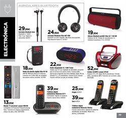 Ofertas de Auriculares bluetooth  en el folleto de Cadena88 en Dos Hermanas