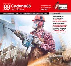 Ofertas de Cadena88  en el folleto de Barakaldo