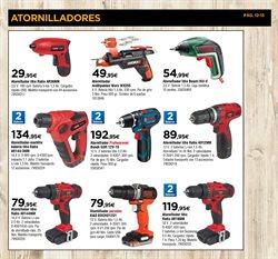 Ofertas de Atornillador  en el folleto de Cadena88 en Zaragoza