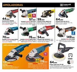 Ofertas de Amoladora  en el folleto de Cadena88 en Bilbao