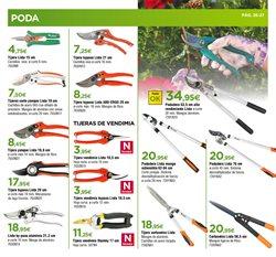 Ofertas de Herramientas de jardín  en el folleto de Cadena88 en Madrid