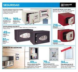 Ofertas de Pizarra  en el folleto de Cadena88 en Madrid