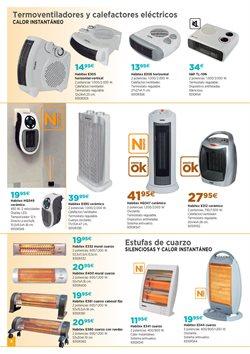 Ofertas de Calefactor cerámico  en el folleto de Cadena88 en Terrassa