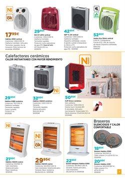 Ofertas de Estufa halógena  en el folleto de Cadena88 en Madrid