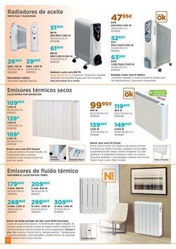 Ofertas de Radiador de aceite  en el folleto de Cadena88 en Leganés