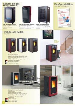 Ofertas de Estufa de pellet  en el folleto de Cadena88 en Barcelona