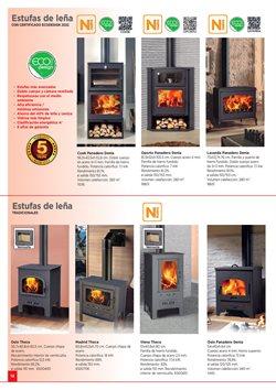 Ofertas de Estufa de leña  en el folleto de Cadena88 en Gijón