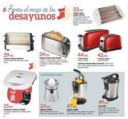 Ofertas de Sandwichera  en el folleto de Cadena88 en Ourense
