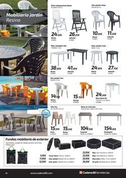 Ofertas de Mesa de comedor  en el folleto de Cadena88 en Chiclana de la Frontera