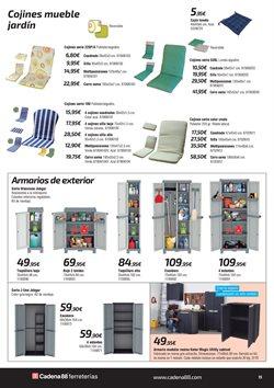 Ofertas de Armarios  en el folleto de Cadena88 en Estepona