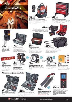Ofertas de Maletín de herramientas  en el folleto de Cadena88 en Córdoba