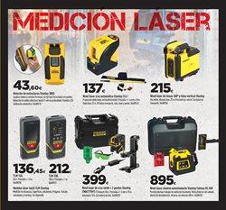 Ofertas de Nivel láser  en el folleto de Cadena88 en Madrid