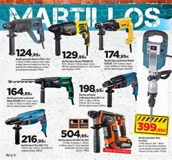 Ofertas de Martillo  en el folleto de Cadena88 en Madrid
