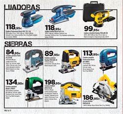 Ofertas de Caladora  en el folleto de Cadena88 en Bilbao