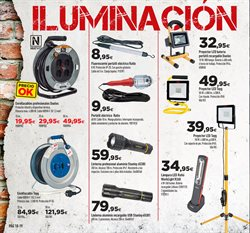 Ofertas de Linterna  en el folleto de Cadena88 en Alicante