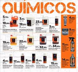 Ofertas de Aceites y líquidos  en el folleto de Cadena88 en Chiclana de la Frontera
