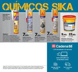 Ofertas de Revestimientos  en el folleto de Cadena88 en Madrid
