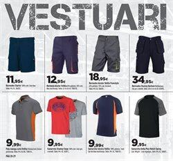 Ofertas de Camiseta hombre  en el folleto de Cadena88 en Barcelona