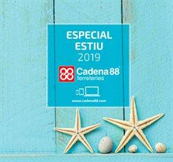 Ofertas de Cadena88  en el folleto de Esplugues de Llobregat