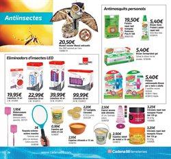 Ofertas de Cuidado corporal  en el folleto de Cadena88 en Barcelona