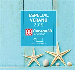 Ofertas de Cadena88  en el folleto de San Sebastián de los Reyes
