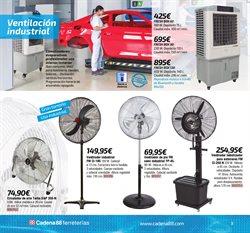 Ofertas de Aire acondicionado  en el folleto de Cadena88 en El Ejido