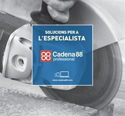 Ofertas de Jardín y bricolaje  en el folleto de Cadena88 en Manresa