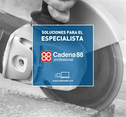 Ofertas de Jardín y bricolaje  en el folleto de Cadena88 en San Bartolomé de Tirajana